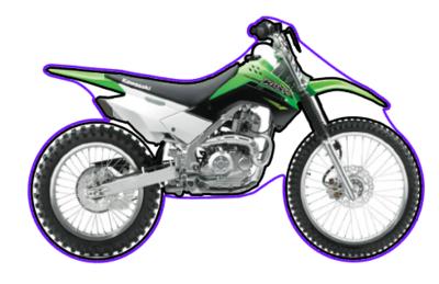 Motorcycle 03 (Dirt Bike)