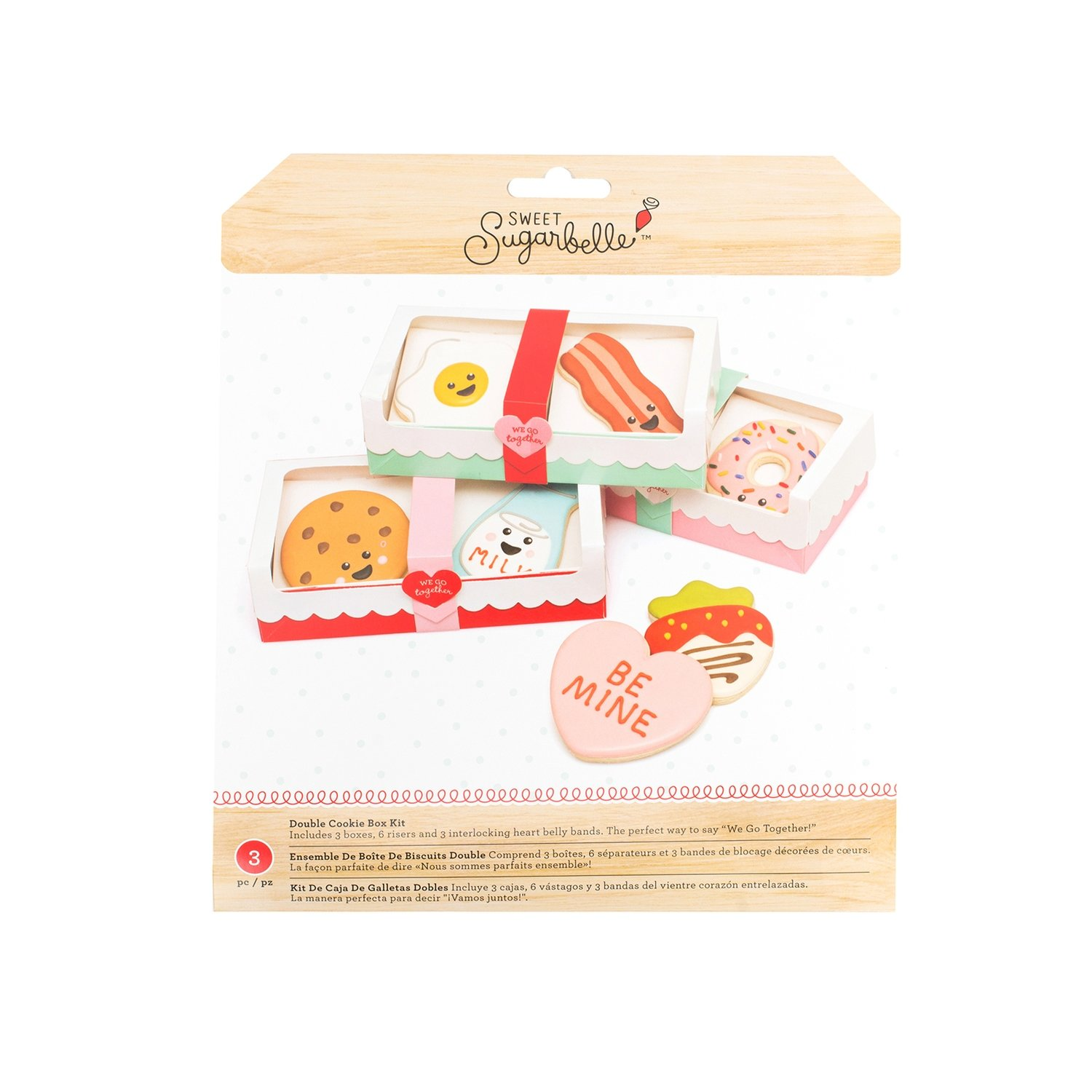 Sweet Sugarbelle Double Cookie Box Set