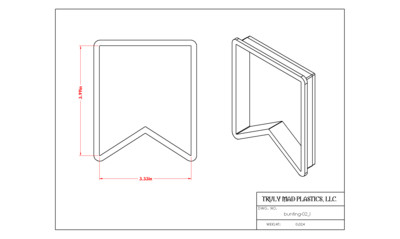 Large Bunting / Banner 02