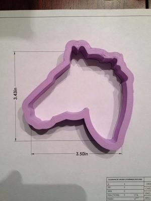 Horse head (horse 01)