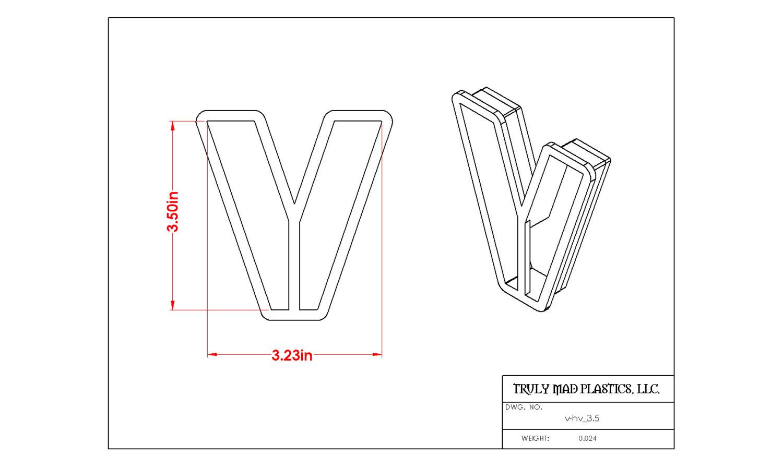 """Helvetica V 3.5"""""""