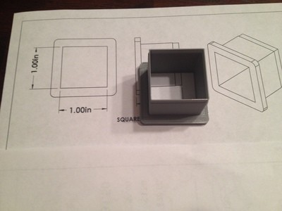 One Inch Square (1