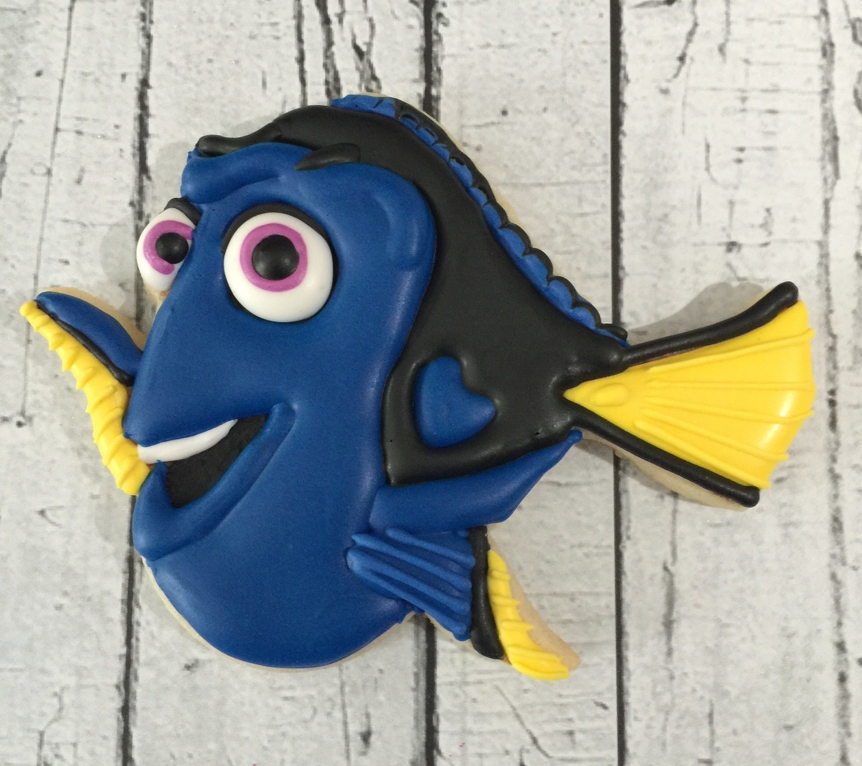 "Fish D-01 (4.25"") Dory"