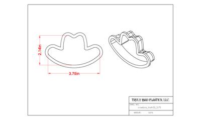 Cowboy Hat 03 (3.75