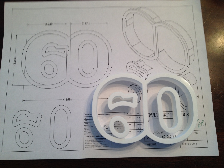 "60 Combined Block (3.0""t)"