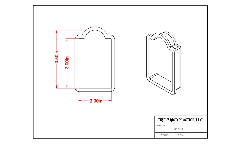 Door 03 (plaque)