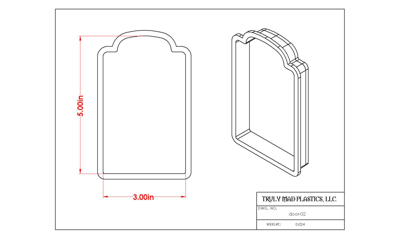 Door 02 (plaque)