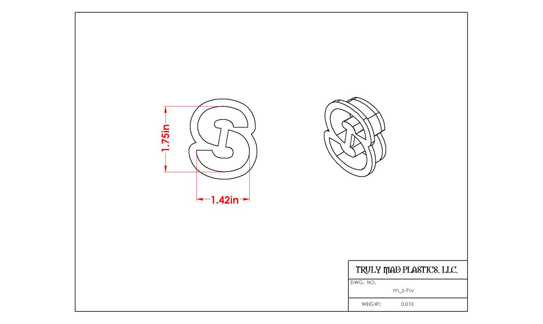 Mini S Helvetica