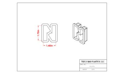 Mini N Helvetica