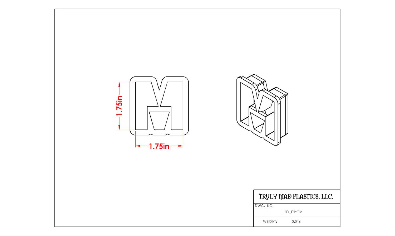 Mini M Helvetica