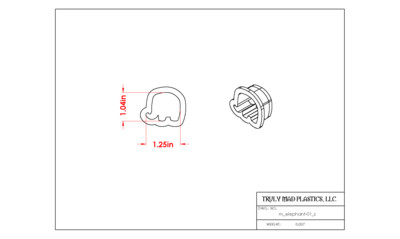 Mini Elephant 01_s (this one is tiny)