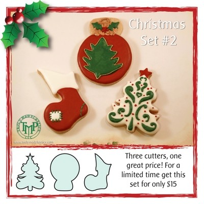 Christmas Set 2 (M_Tree 01_3.69, Stocking 02_3.50, Ornament 01_3.50)