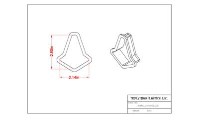 Traffic Cone 03 2.5
