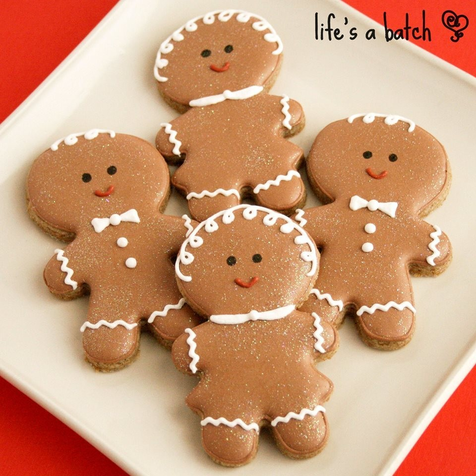 Gingerbread Girl 01