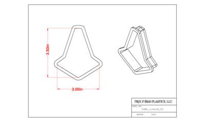 Traffic Cone 03 3.5