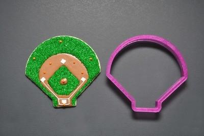 Shell 01 (or baseball field)