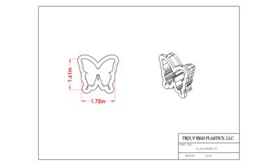 Mini Butterfly 01