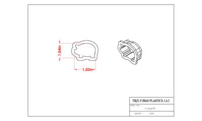 Mini Pig 08