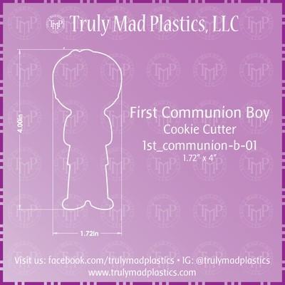 1st Communion Boy 01