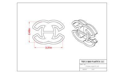 Chanel Logo 01 3.3