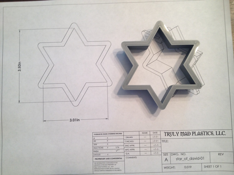Star of David 01