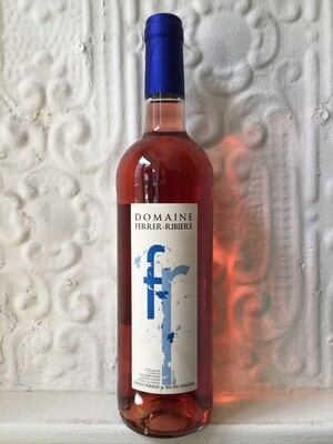 Cotes Catalanes Rose, Dom. Ferrer-Ribiere '18 (Roussillon)