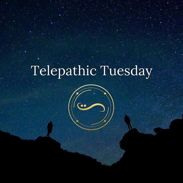 Telepathic Tuesday 2020 April
