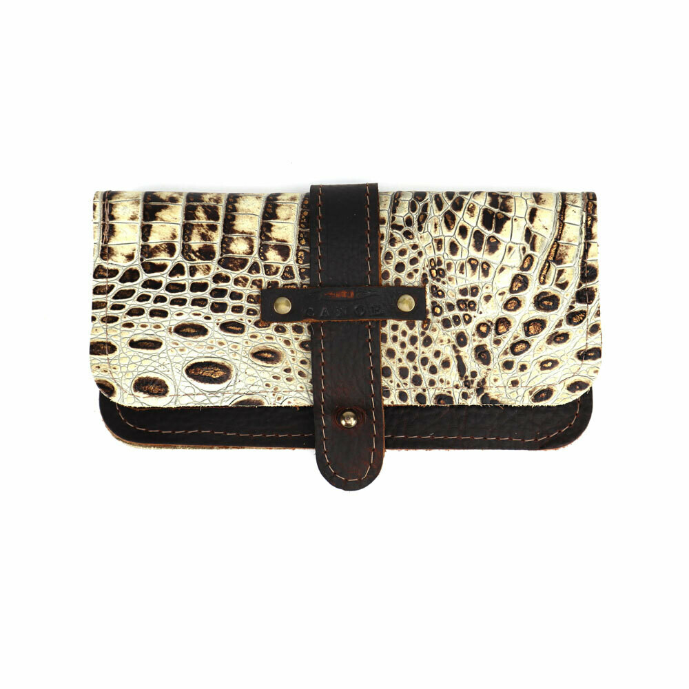 Canoe 951-01 Wallet Cream