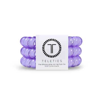 TELETIES Lilac Large