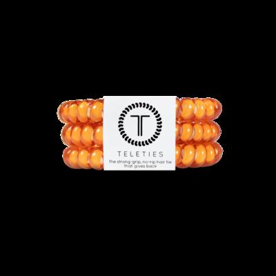 TELETIES Pumpkin Spice Small