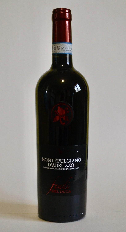 Montepulciano D'Abruzzo (Italy)