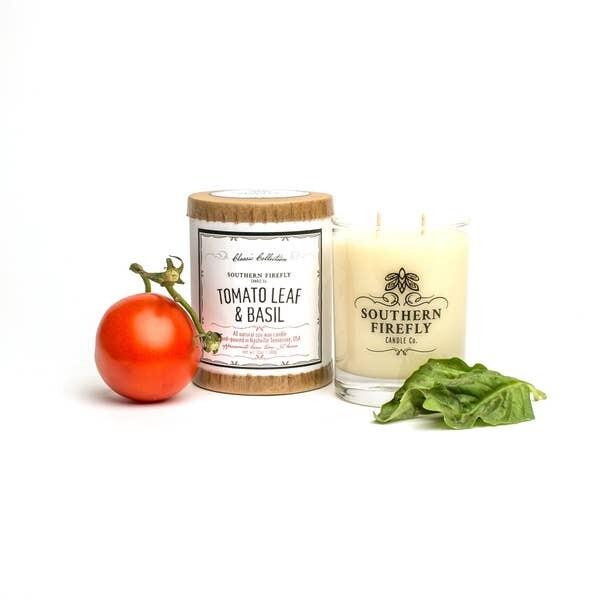 SF Tomato Leaf and Basil