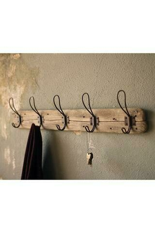 Recycled Wood Rack