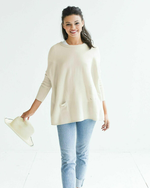 Catalina Sweater - Sand