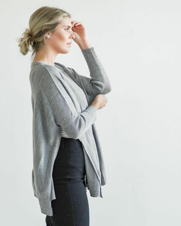 Catalina Sweater - Fog