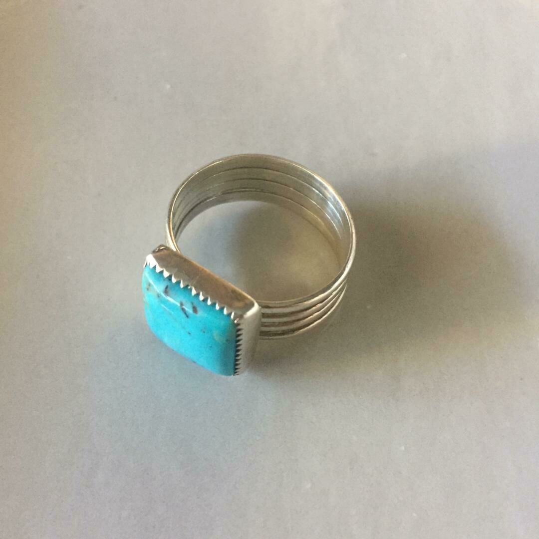 Square TQ Ring