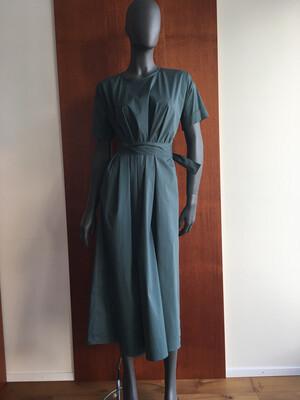 Baumwoll Kleid Xacus