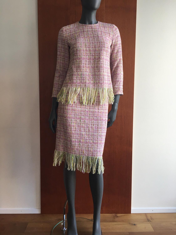Tweed Jupe Claudia Krebser
