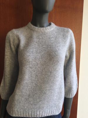 Cashmere/ Seiden Pullover Guler