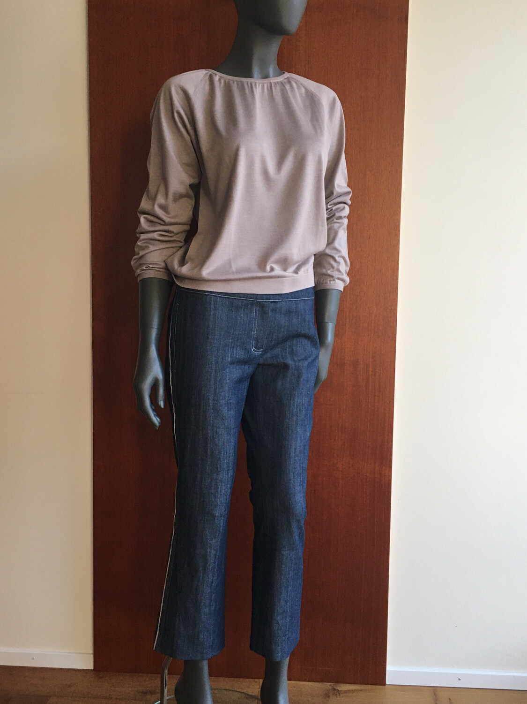 Cashmere/Seiden Pullover Guler