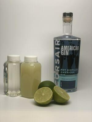 Gin Gimlet Kit