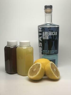 Gin Bee's Knees Kit