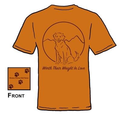 Montana Mud Shirt (Pick Up at GoldStock)