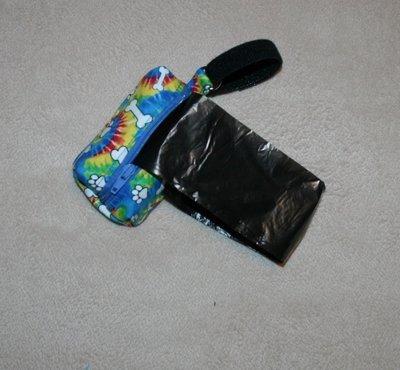 Poop Bag Carrier / Holder