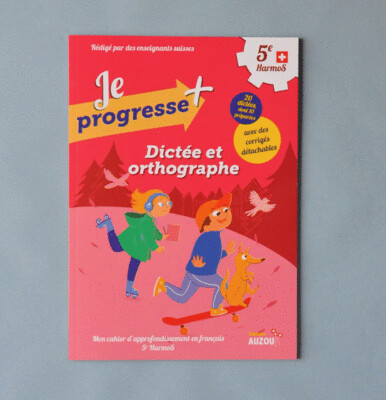Dictée et orthographe - 5e Harmos