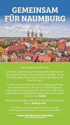 Gemeinsam für Naumburg
