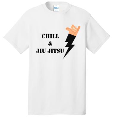 Chill & Jiu Jitsu