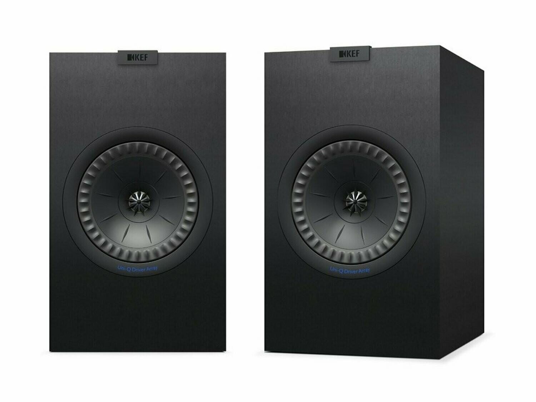 KEF Q350 (schwarz) - (Paar) - Ausstellung