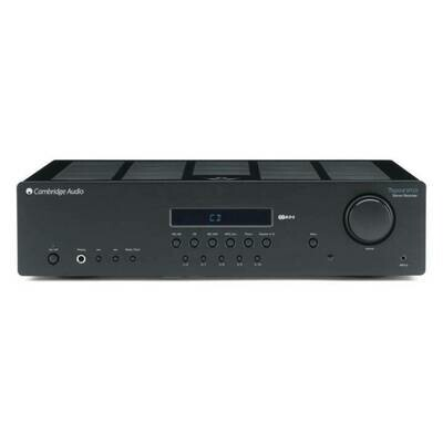 Cambridge Audio Topaz SR10 V2 - FM/AM-Stereo-Receiver (Schwarz)