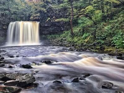 Andy's Amazing Eight Waterfalls!